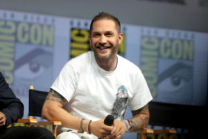TOM HARDY DISCUSSES HIS BIG-TIME TROUBLE WITH DRUGS AND ALCOHOL